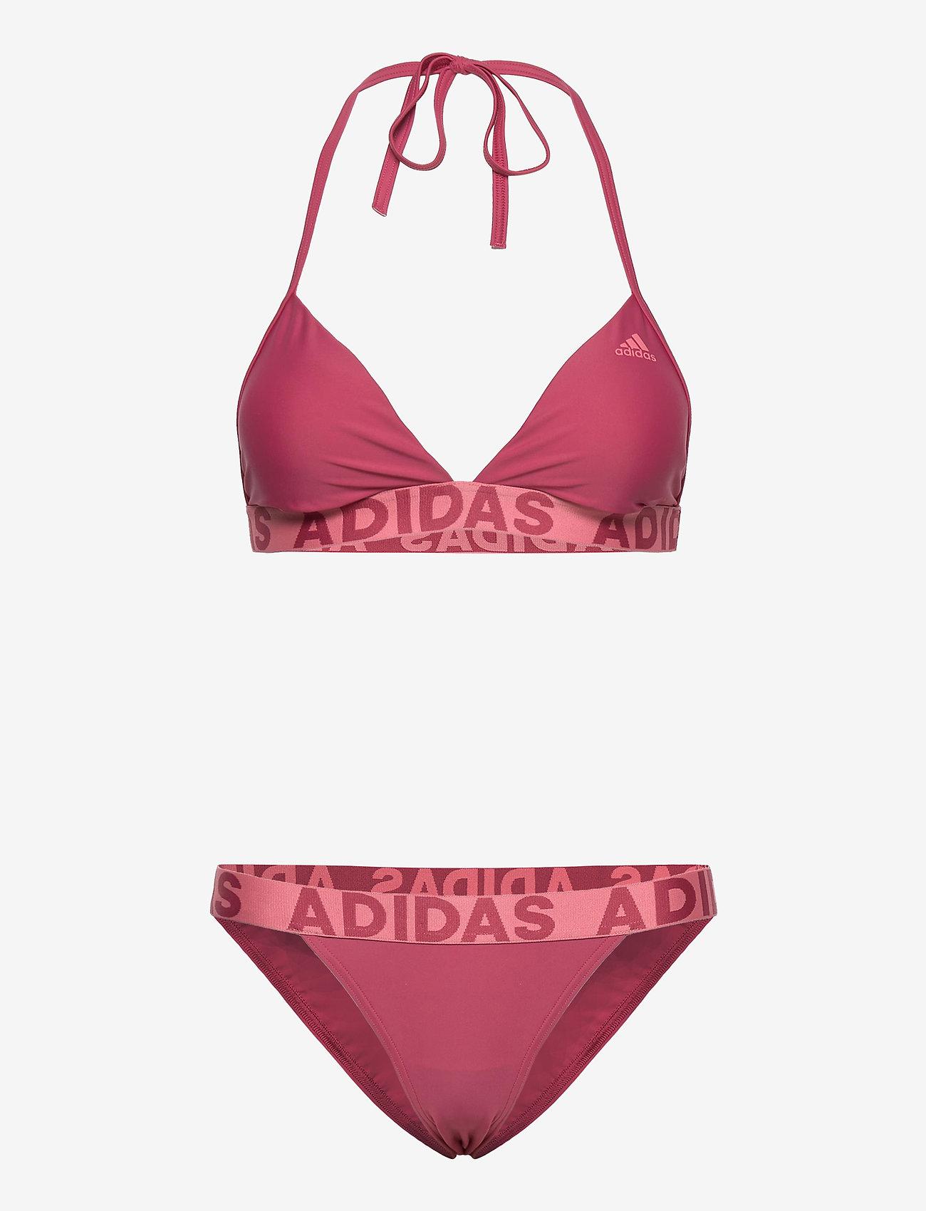 adidas Performance - Beach Bikini W - bikini-sett - wilpnk/hazros - 1