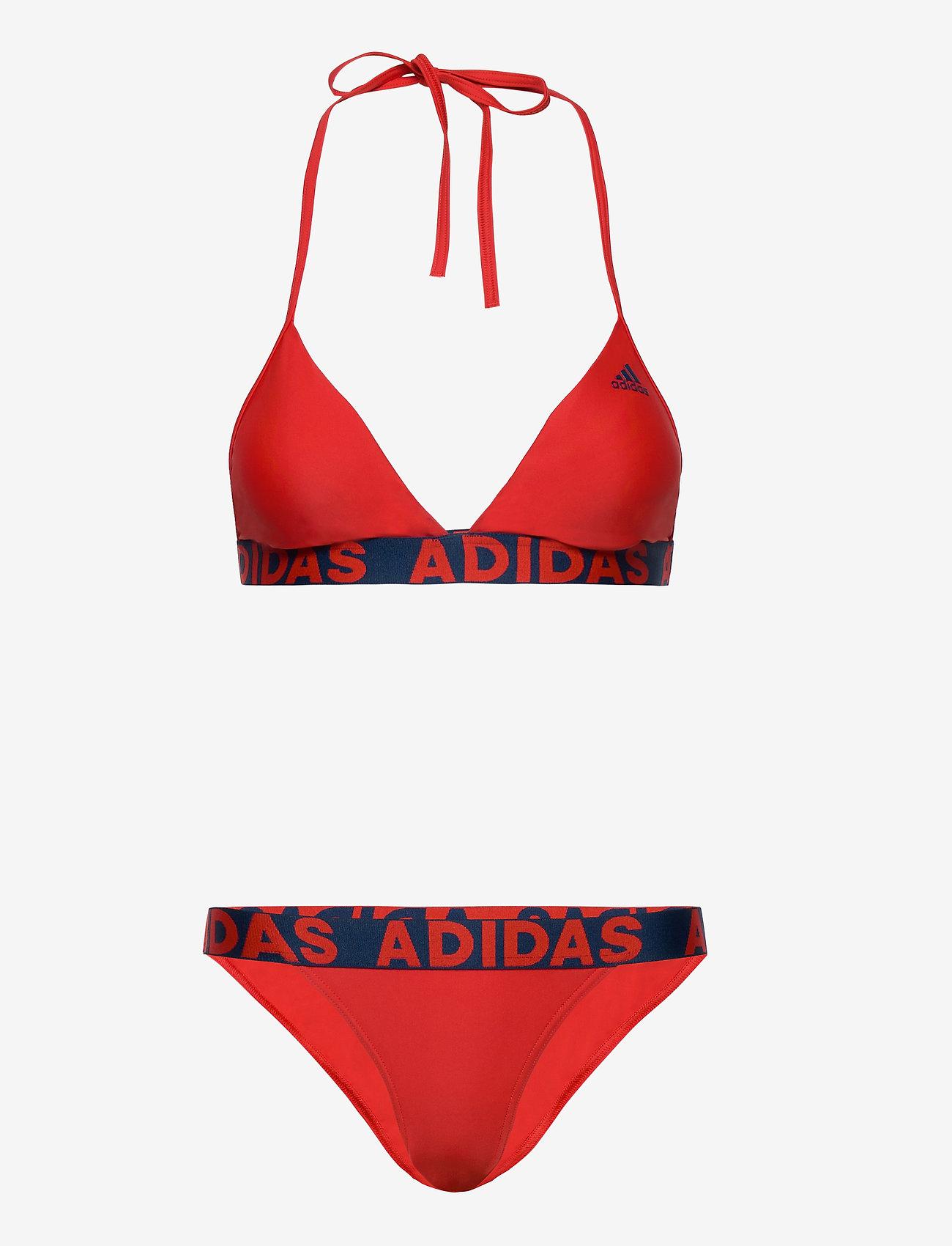 adidas Performance - Beach Bikini W - bikini-sett - tmcord/navblu - 1