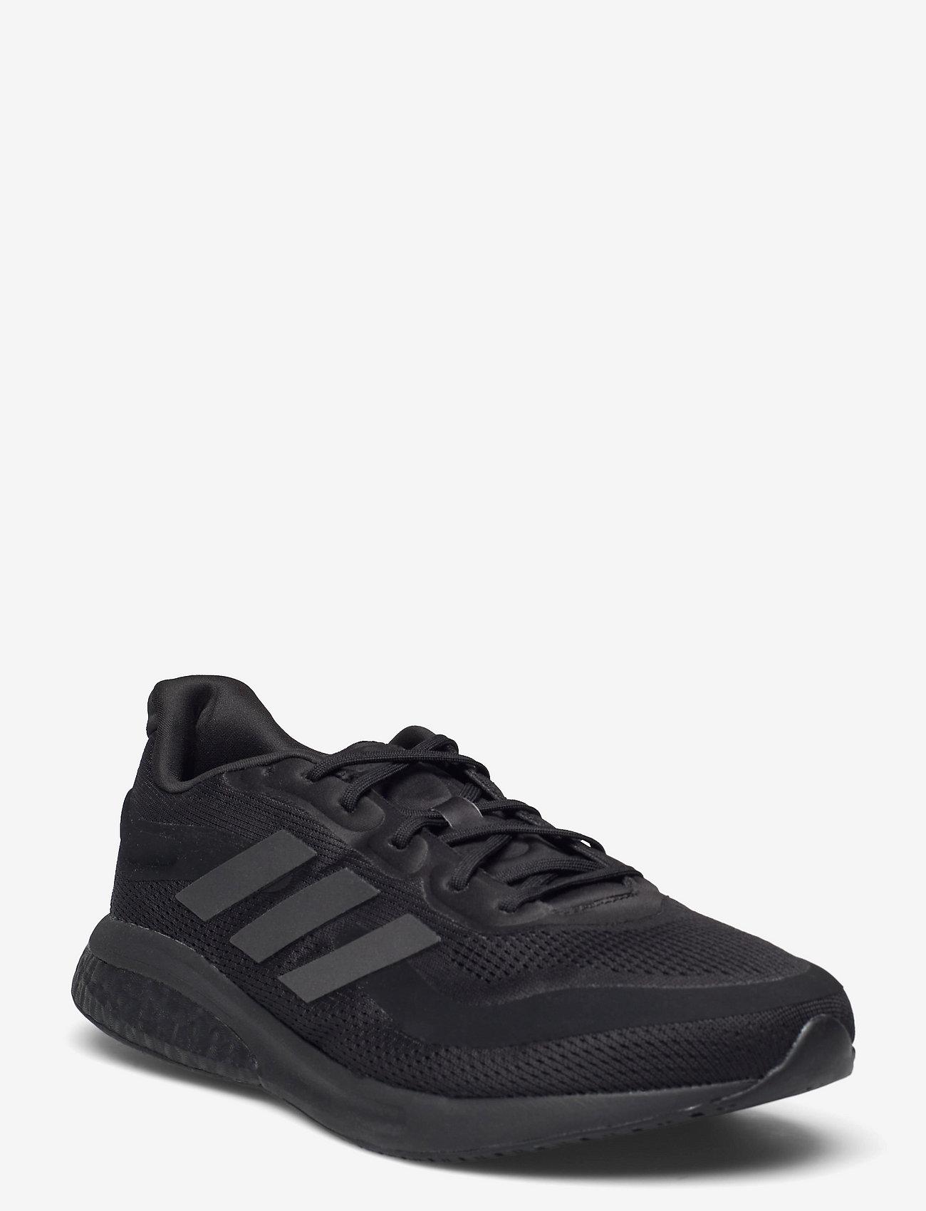 adidas Performance - Supernova - löbesko - cblack/cblack/halsil - 0