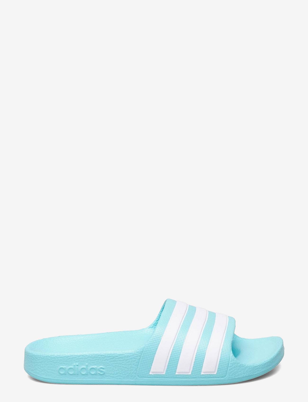adidas Performance - Adilette Aqua Slides - pool sliders - pulaqu/ftwwht/pulaqu - 1