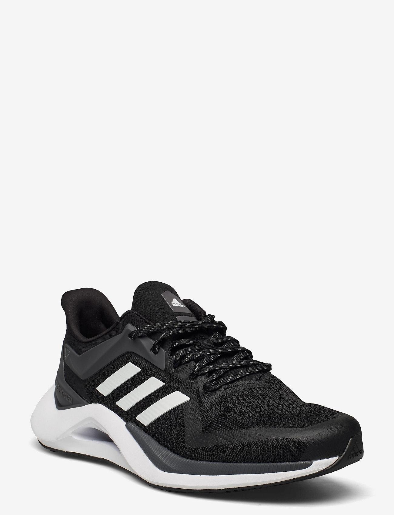 adidas Performance - Alphatorsion 2.0 - löbesko - cblack/ftwwht/carbon - 0