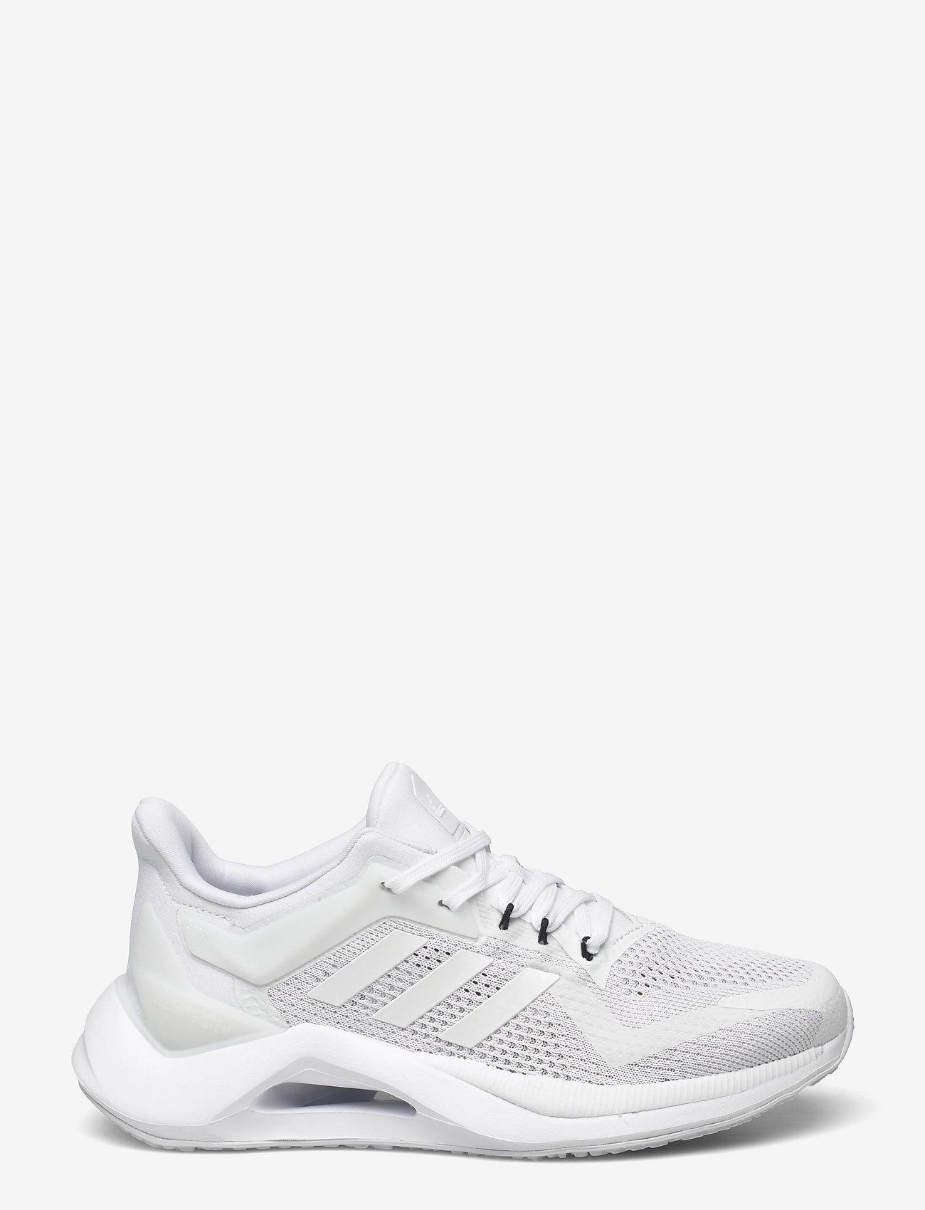 adidas Performance - Alphatorsion 2.0  W - running shoes - ftwwht/ftwwht/greone - 1