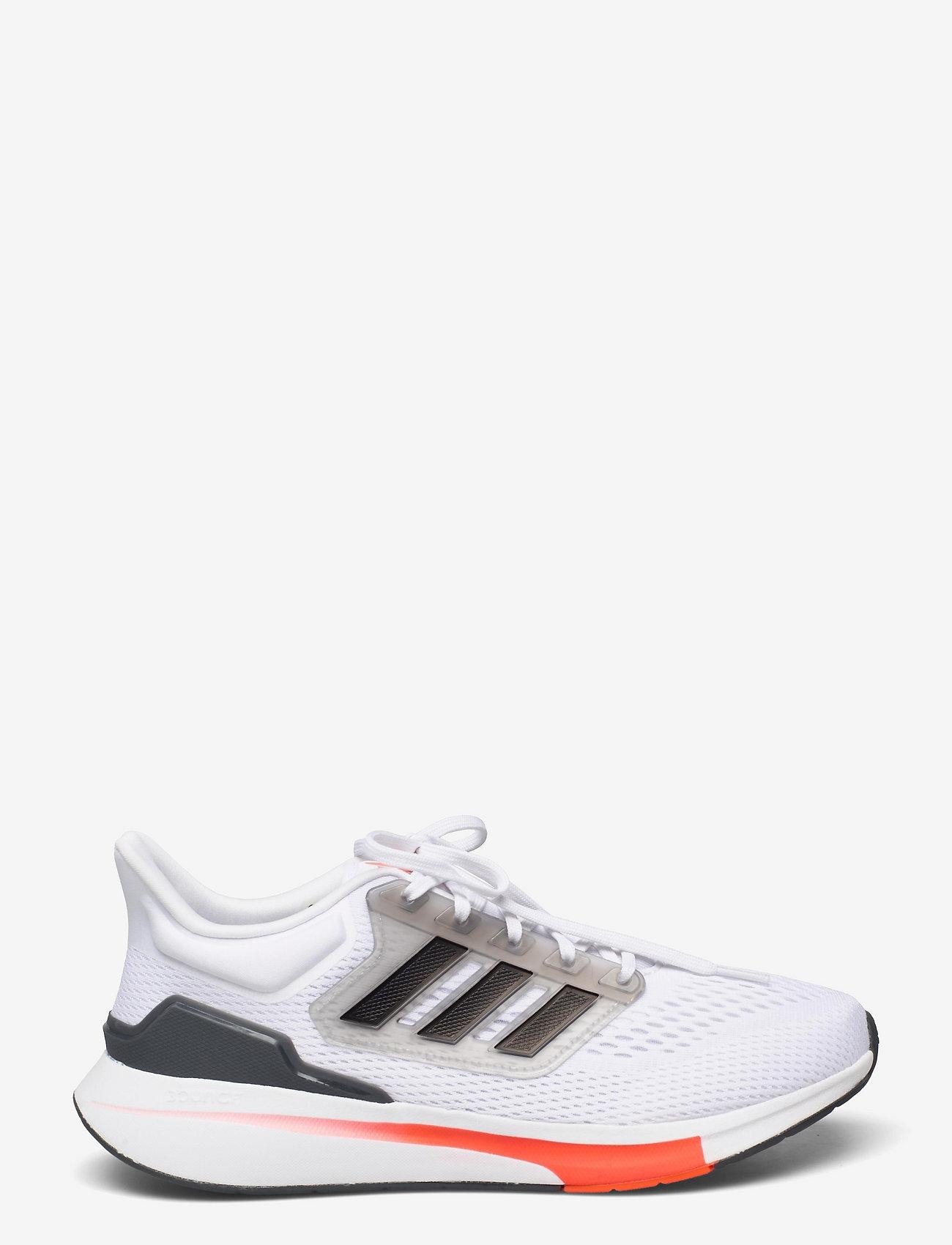 adidas Performance - EQ21 Run - löbesko - ftwwht/cblack/gresix - 1