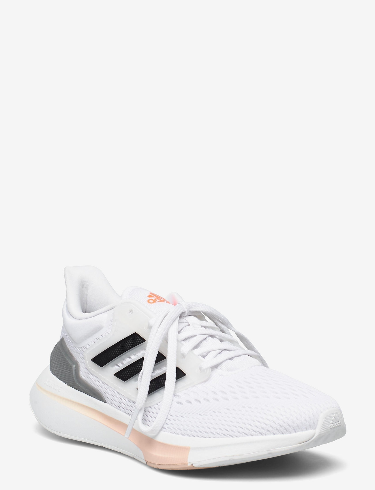 adidas Performance - EQ21 Run  W - running shoes - ftwwht/cblack/ironmt - 0