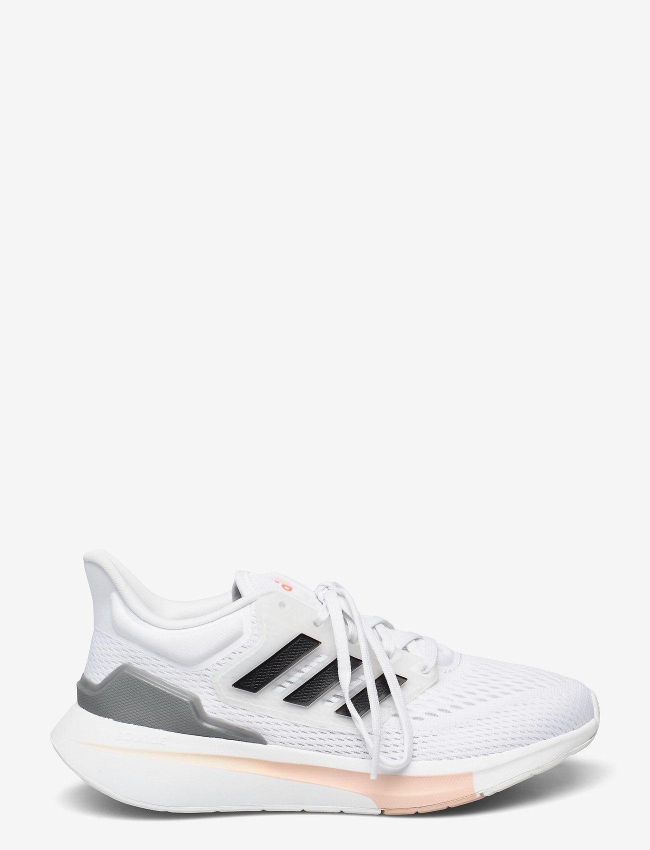 adidas Performance - EQ21 Run  W - running shoes - ftwwht/cblack/ironmt - 1