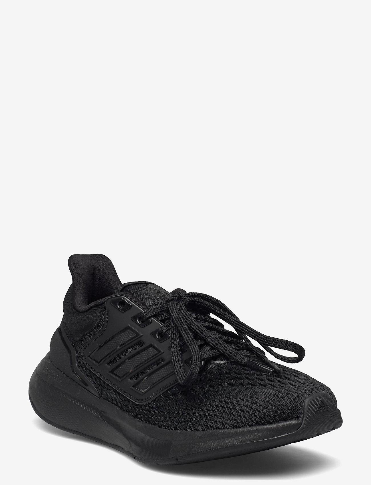 adidas Performance - EQ21 Run  W - running shoes - cblack/cblack/cblack - 0