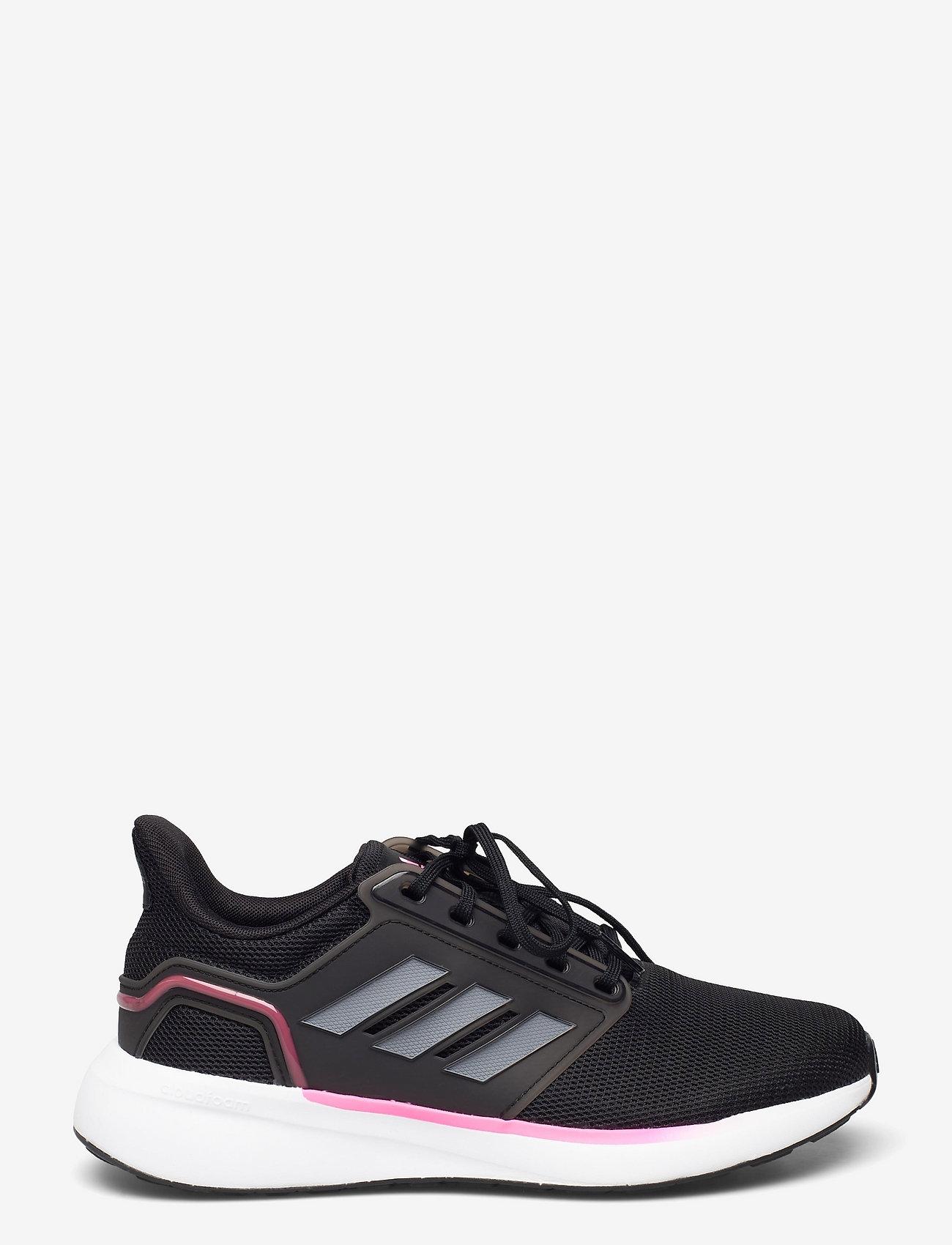 adidas Performance - EQ19 Run  W - running shoes - cblack/ironmt/scrpnk - 1