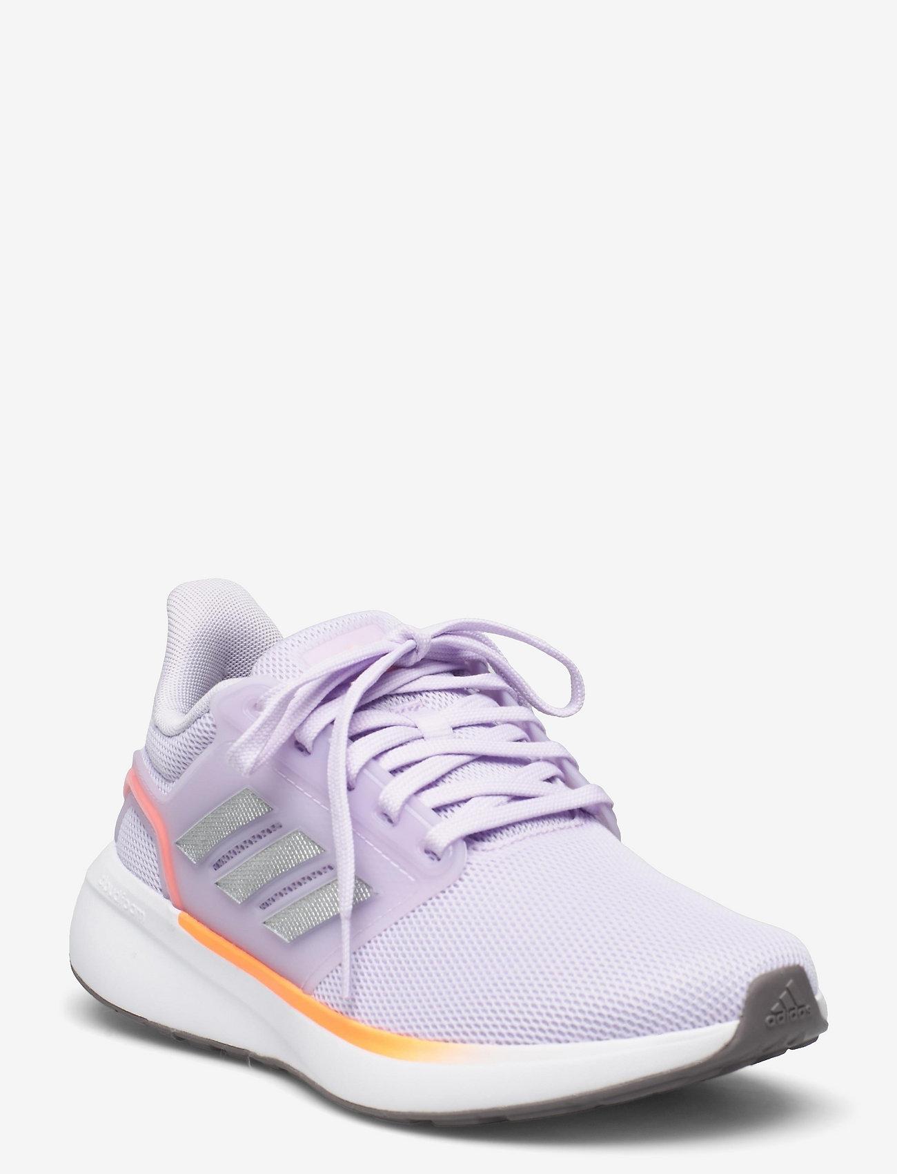 adidas Performance - EQ19 Run  W - running shoes - prptnt/msilve/scrora - 0
