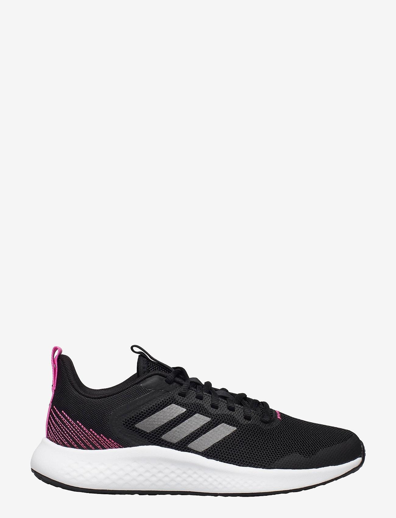 adidas Performance - Fluidstreet  W - running shoes - cblack/ironmt/scrpnk - 1