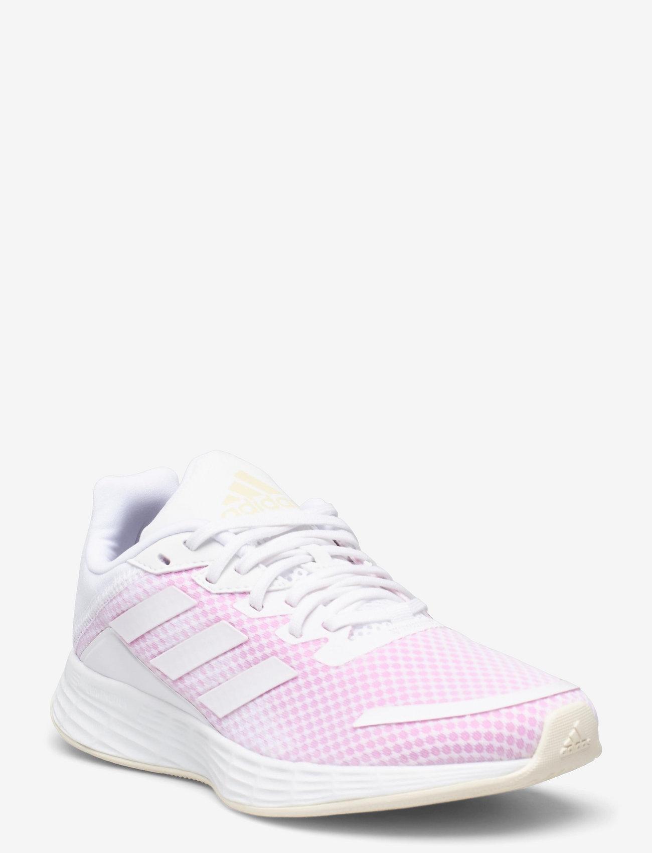 adidas Performance - Duramo SL  W - running shoes - ftwwht/ftwwht/scrpnk - 0