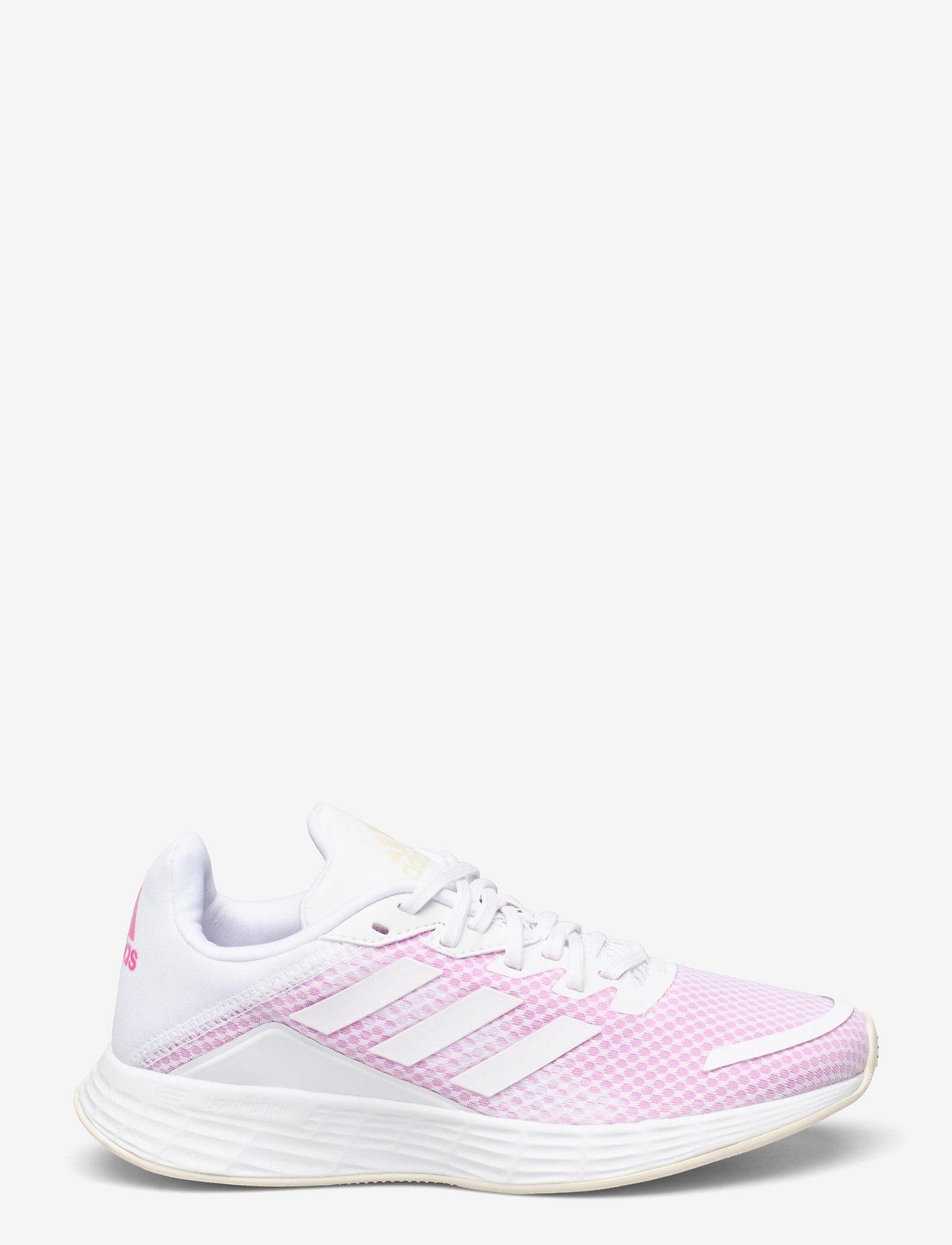 adidas Performance - Duramo SL  W - running shoes - ftwwht/ftwwht/scrpnk - 1