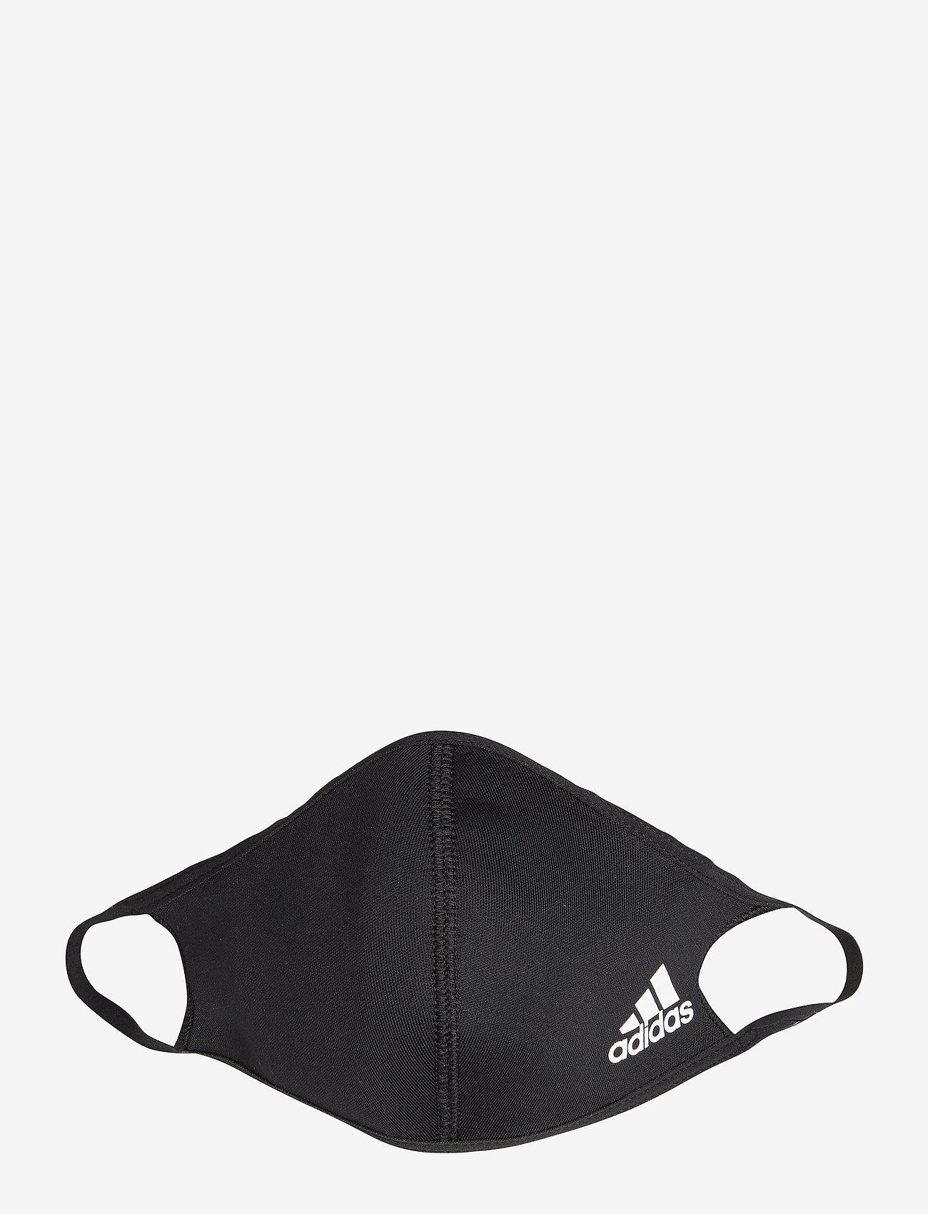 adidas Performance - FACE CVR SMALL - ansiktsmasker - black - 1