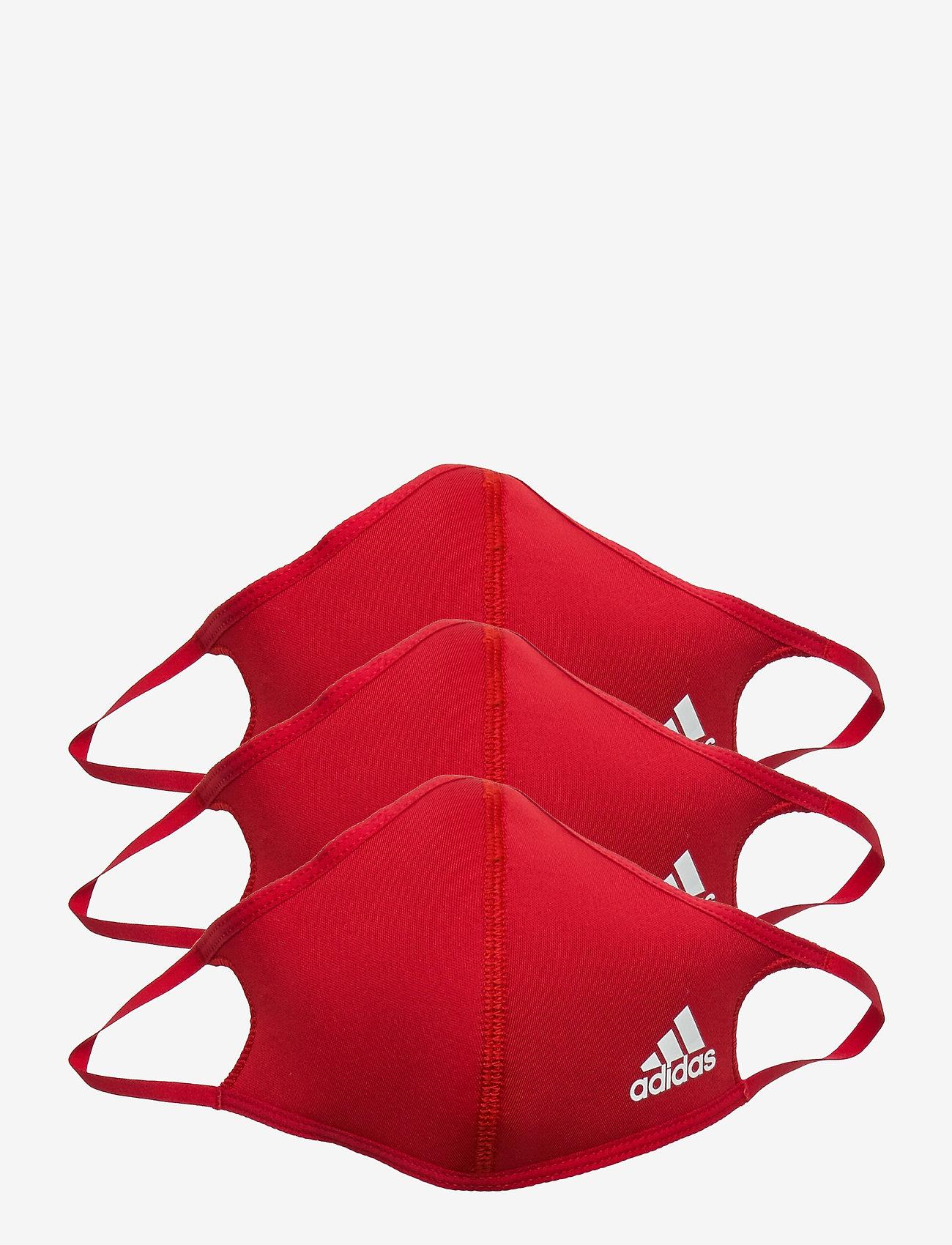 adidas Performance - FACE CVR SMALL - gezicht maskers - powred - 0