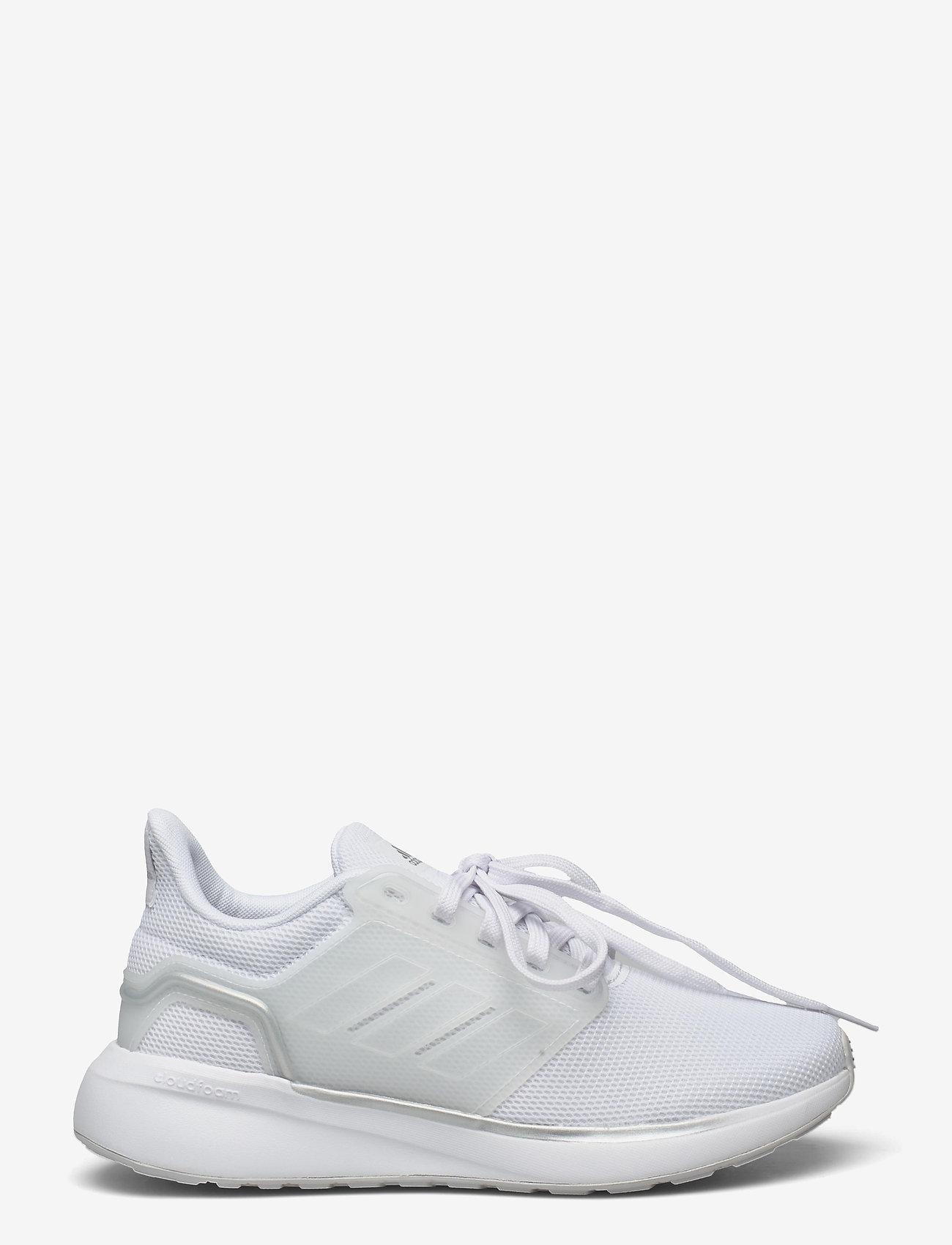 adidas Performance - EQ19 Run  W - running shoes - ftwwht/ftwwht/silvmt - 1