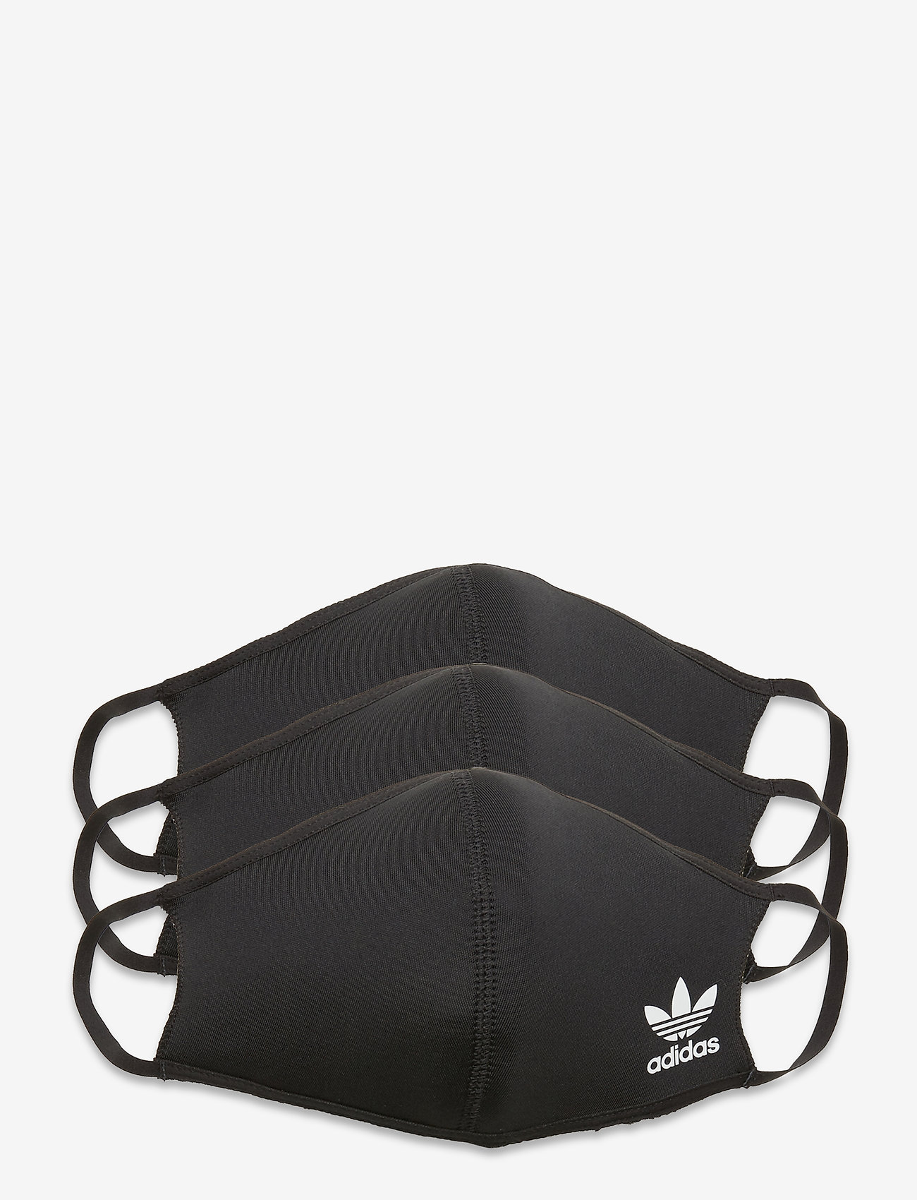 adidas Performance - FACE CVR M/L - gezicht maskers - black/white - 0