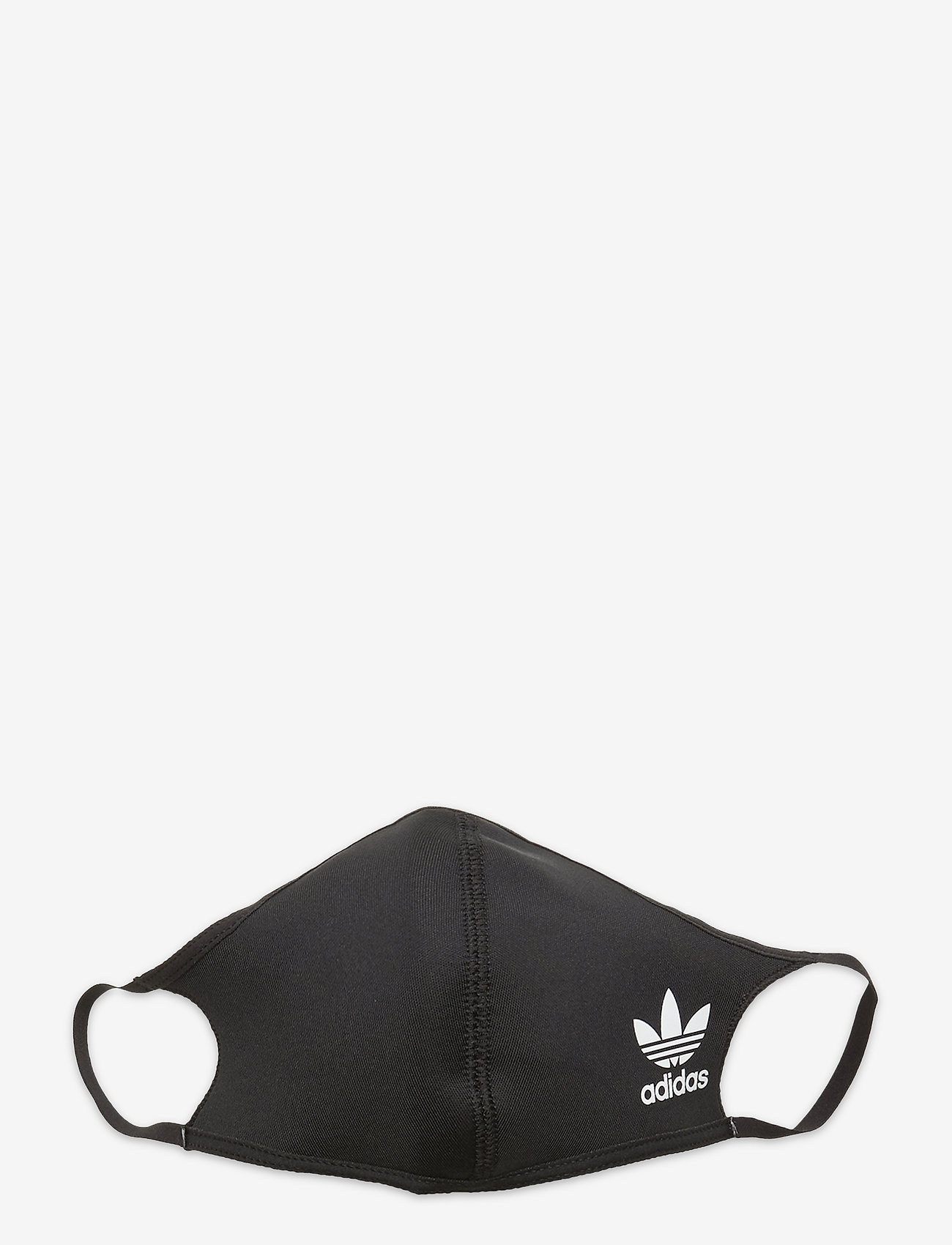 adidas Performance - Face Covers 3-Pack XS/S - Not For Medical Use - gezicht maskers - black/white - 1