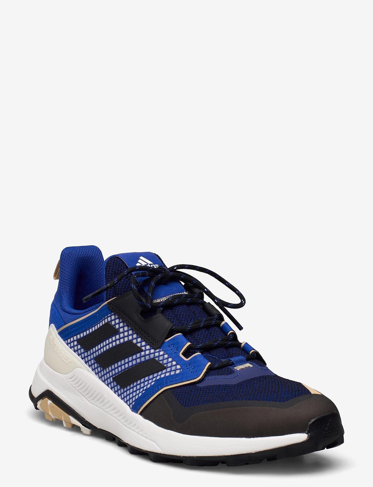 adidas Performance - Terrex Trailmaker Primegreen Hiking - vandringsskor - boblue/cblack/beiton - 0