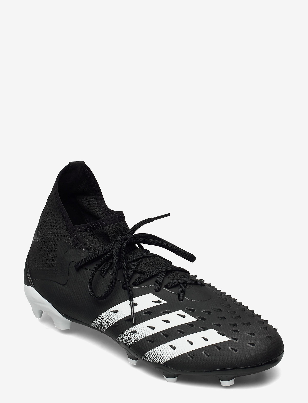 adidas Performance - PREDATOR FREAK .2 FG - fodboldsko - cblack/ftwwht/cblack - 0
