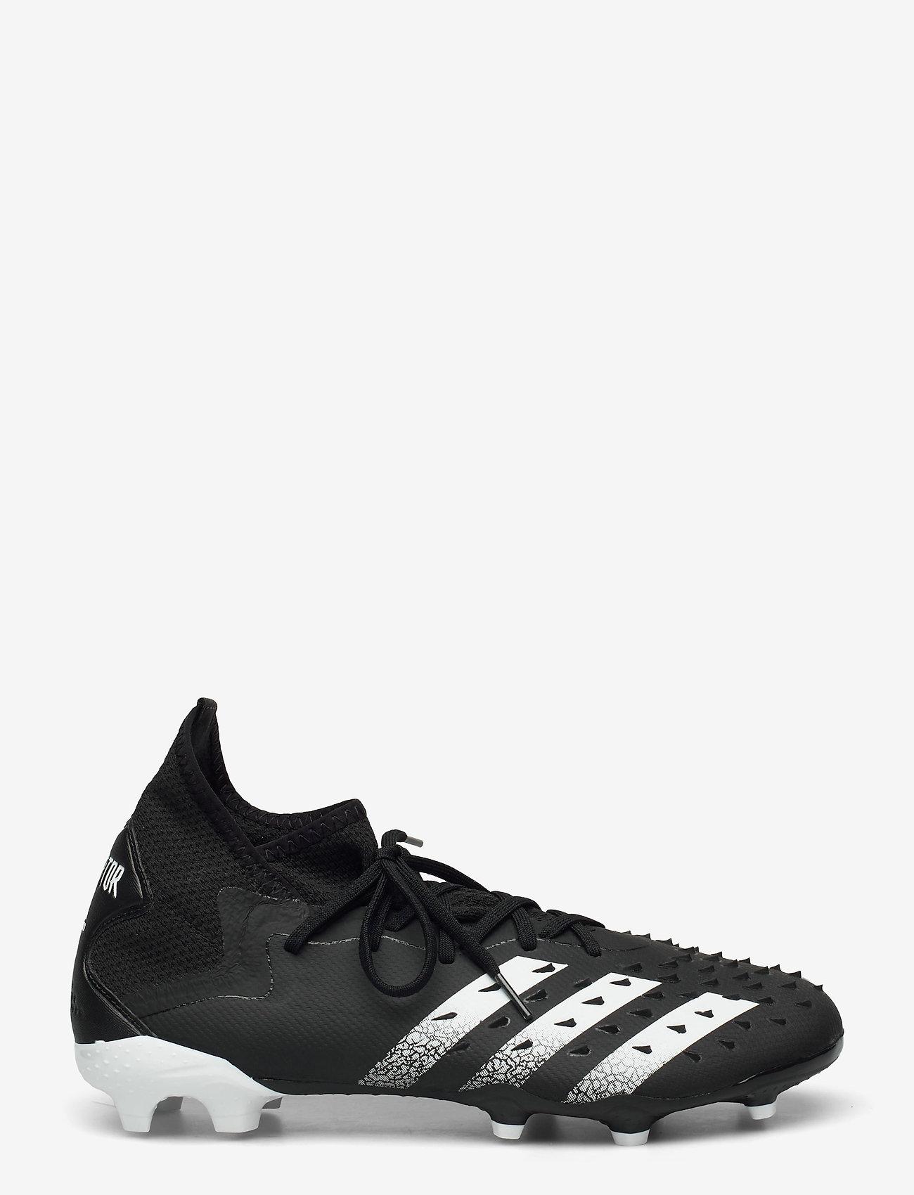adidas Performance - PREDATOR FREAK .2 FG - fodboldsko - cblack/ftwwht/cblack - 1