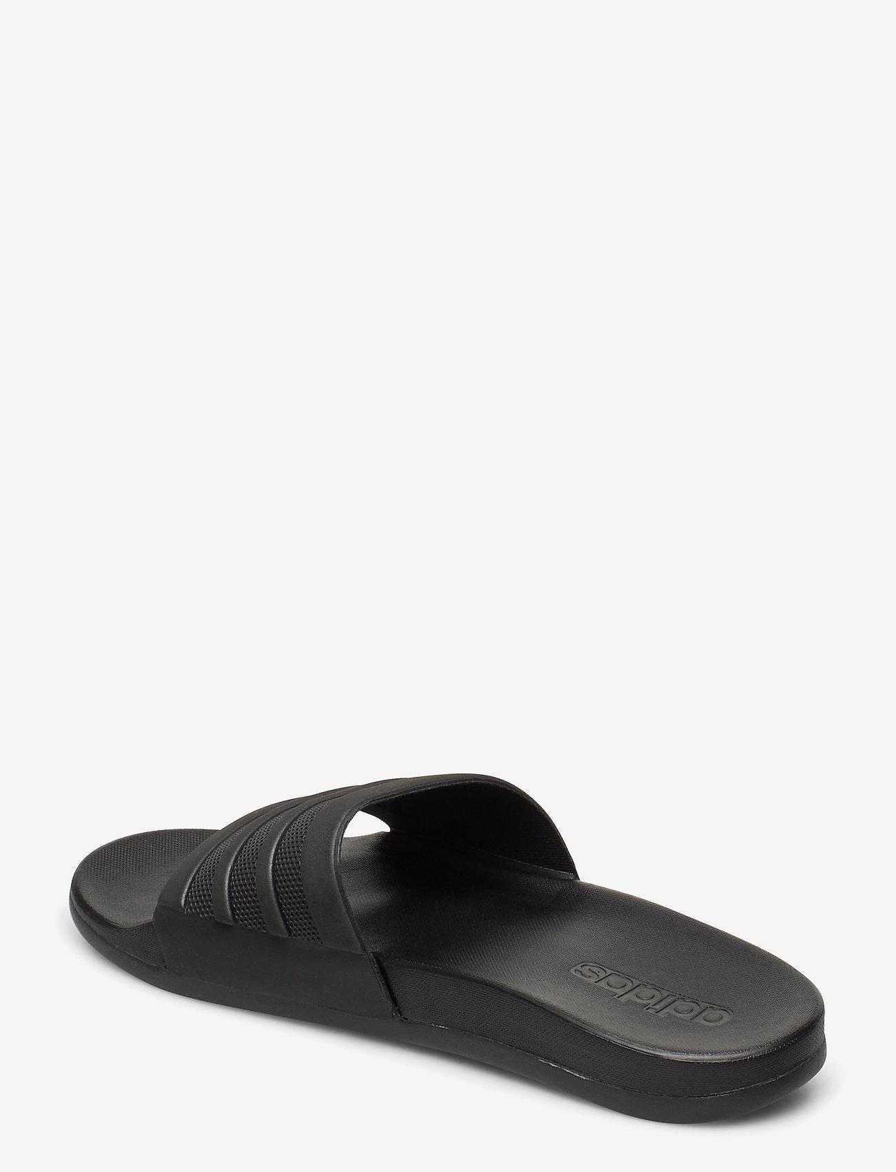 Adilette Comfort (Cblack/cblack/cblack) - adidas Performance Oim87f