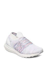 UltraBOOST LACELESS - FTWWHT/ACTRED/ACTGRN