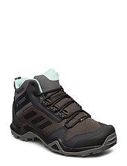 buy online f796d fc3e4 TERREX AX3 MID GTX W - GREFIV CBLACK CLEMIN. NEW. Gore-Tex. adidas