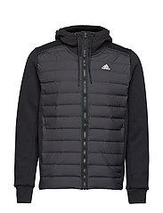 adidas Performance - VARILITE HYBRID - vestes d'extérieur et de pluie - black - 1