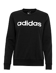 W E LIN SWEAT - BLACK/WHITE