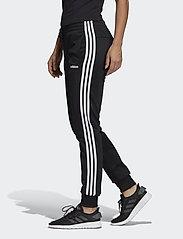 adidas Performance - Essentials Pants W - sportbroeken - black/white - 0