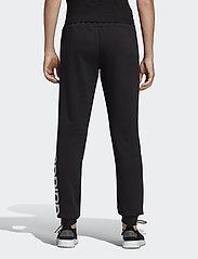 adidas Performance - Essentials Linear Pants W - bukser - black/white - 4