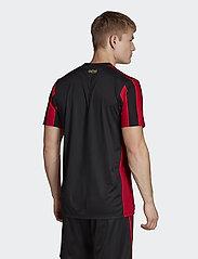 adidas Performance - ATL H JSY - football shirts - black/vicred - 4