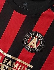 adidas Performance - ATL H JSY - football shirts - black/vicred - 5