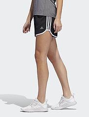 adidas Performance - M20 SHORT W - spodenki treningowe - black/white - 3