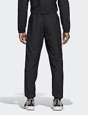 adidas Performance - Essentials 3-Stripes Wind Pants - treenihousut - black/white - 5