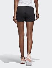 adidas Performance - Design 2 Move 3-Stripes Shorts W - training korte broek - black/white - 5