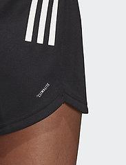 adidas Performance - W D2M 3S KT SHT - spodenki treningowe - black/white - 6