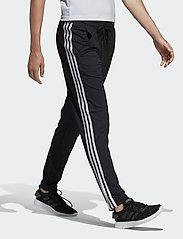 adidas Performance - Design 2 Move 3-Stripes Pants W - sportbroeken - black/white - 0