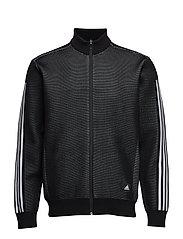 ID Knit TT - BLACK/WHITE