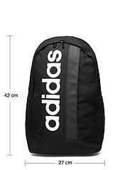 adidas Performance - Linear Core Backpack - sacs a dos - black/black/white - 6
