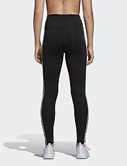 adidas Performance - W D2M 3S HR LT - leggings - black/white - 3