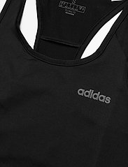 adidas Performance - W D2M 3S TANK - tank tops - black/white - 6
