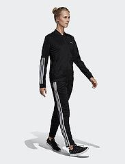 adidas Performance - WTS BACK2BAS 3S - trainingsanzüge - black - 0