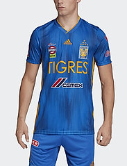 adidas Performance - TUANL A JSY - football shirts - blue/cogold - 0