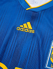 adidas Performance - TUANL A JSY - football shirts - blue/cogold - 6