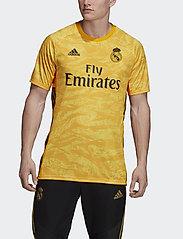 adidas Performance - REAL H GK JSY - football shirts - cogold - 0