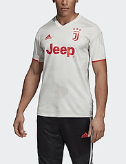adidas Performance - JUVE A JSY - football shirts - cwhite/rawwht - 0