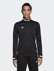 adidas Performance - Team 19 Track Jacket W - sweatshirts - black - 0