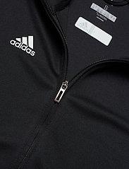 adidas Performance - Team 19 Track Jacket W - sweatshirts - black - 4