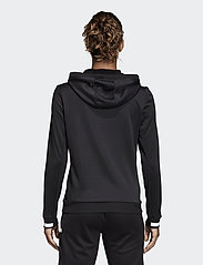 adidas Performance - T19 HOODY W - hupparit - black - 3