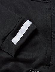 adidas Performance - Team 19 Hoodie W - hættetrøjer - black/white - 8